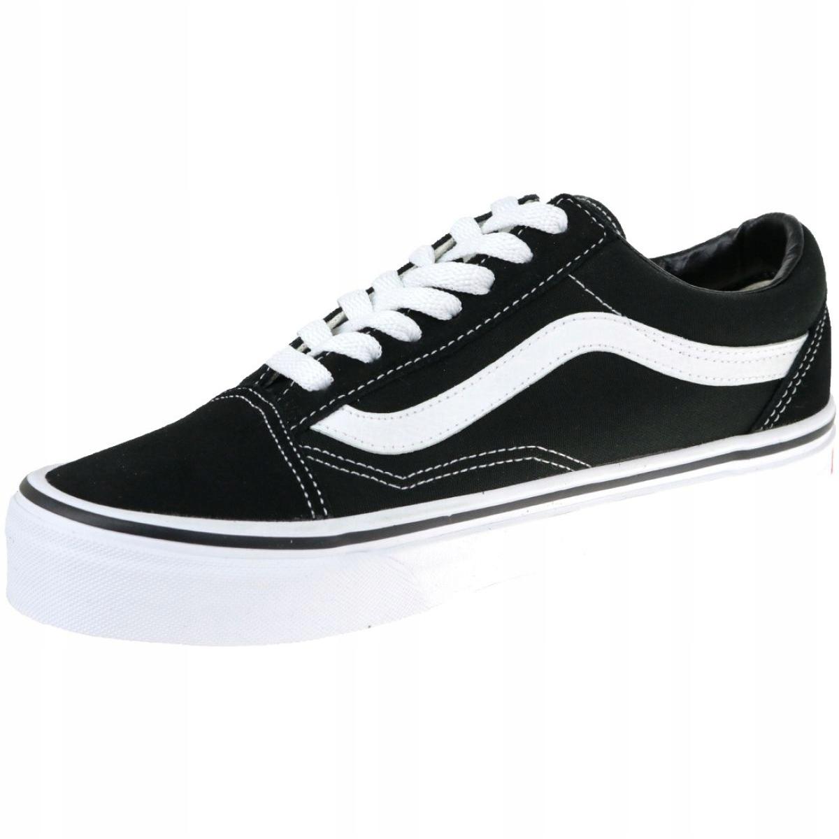 Viking Vans Old Skool VD3HY28 cipő fekete