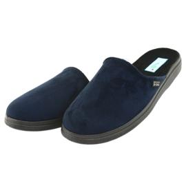 Befado férfi cipő pu 125M006 haditengerészet 4