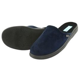 Befado férfi cipő pu 125M006 haditengerészet 5