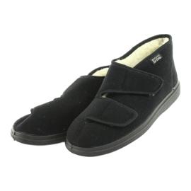 Befado női cipő pu 986D011 fekete 4