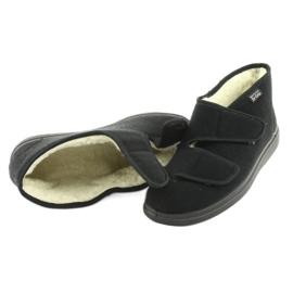 Befado női cipő pu 986D011 fekete 5