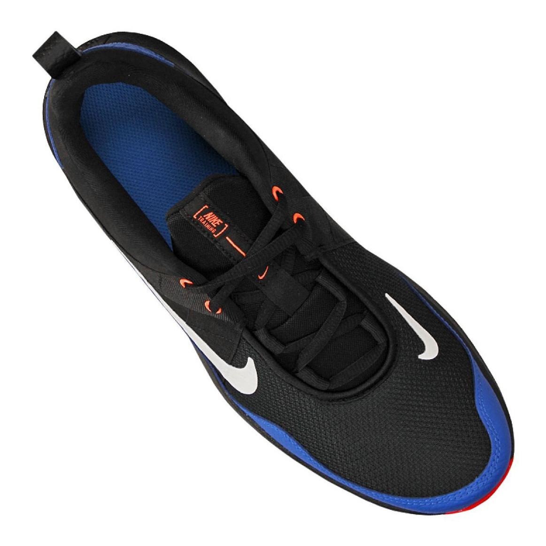 Nike Air Max Motion 2 M AO0266 007 cipő fekete ButyModne.pl