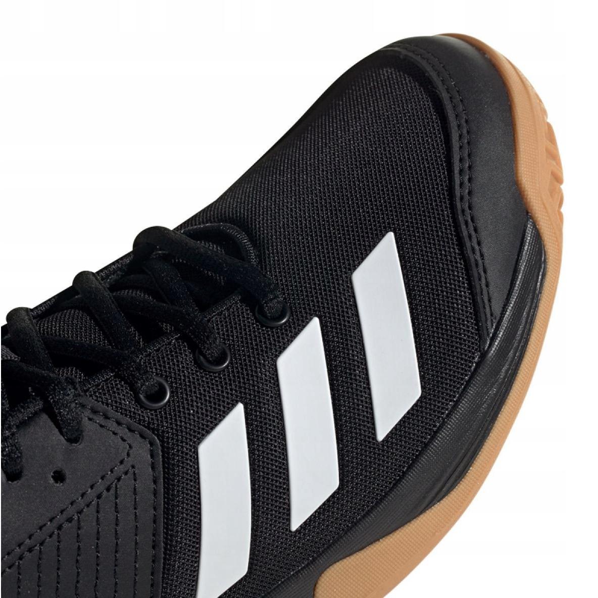 Adidas Ligra 6 kézilabda cipő fekete