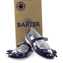 Ballerinas gyermekcipő Bartek 45418 sötétkék 4