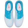 Beltéri cipő Nike Lunargato Ii Ic M 580456-404 fehér, kék kék 2