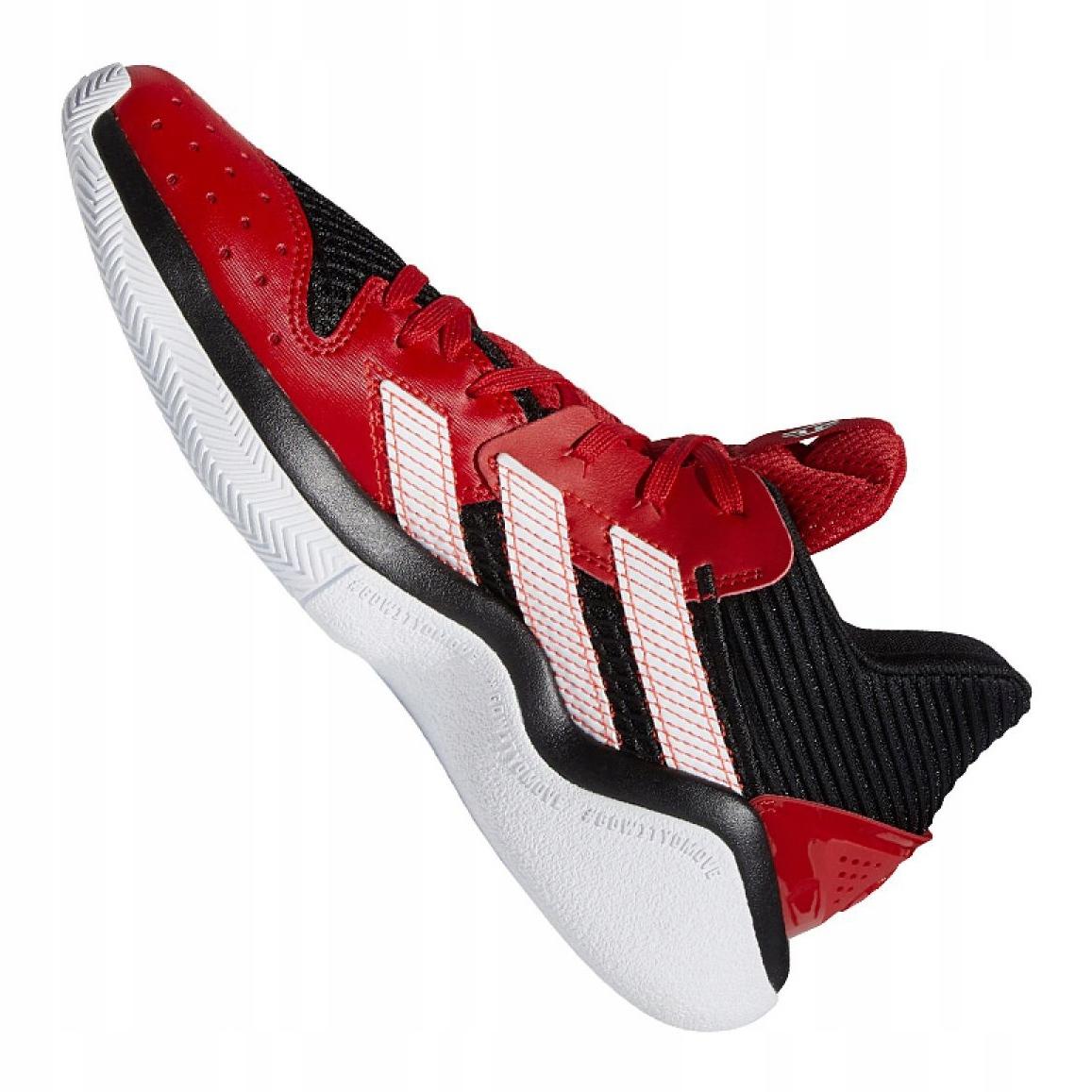 Adidas Harden Stepback M EG2768 cipő piros piros