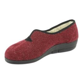 Befado női cipő pu 940D355 piros 3
