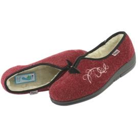 Befado női cipő pu 940D355 piros 6