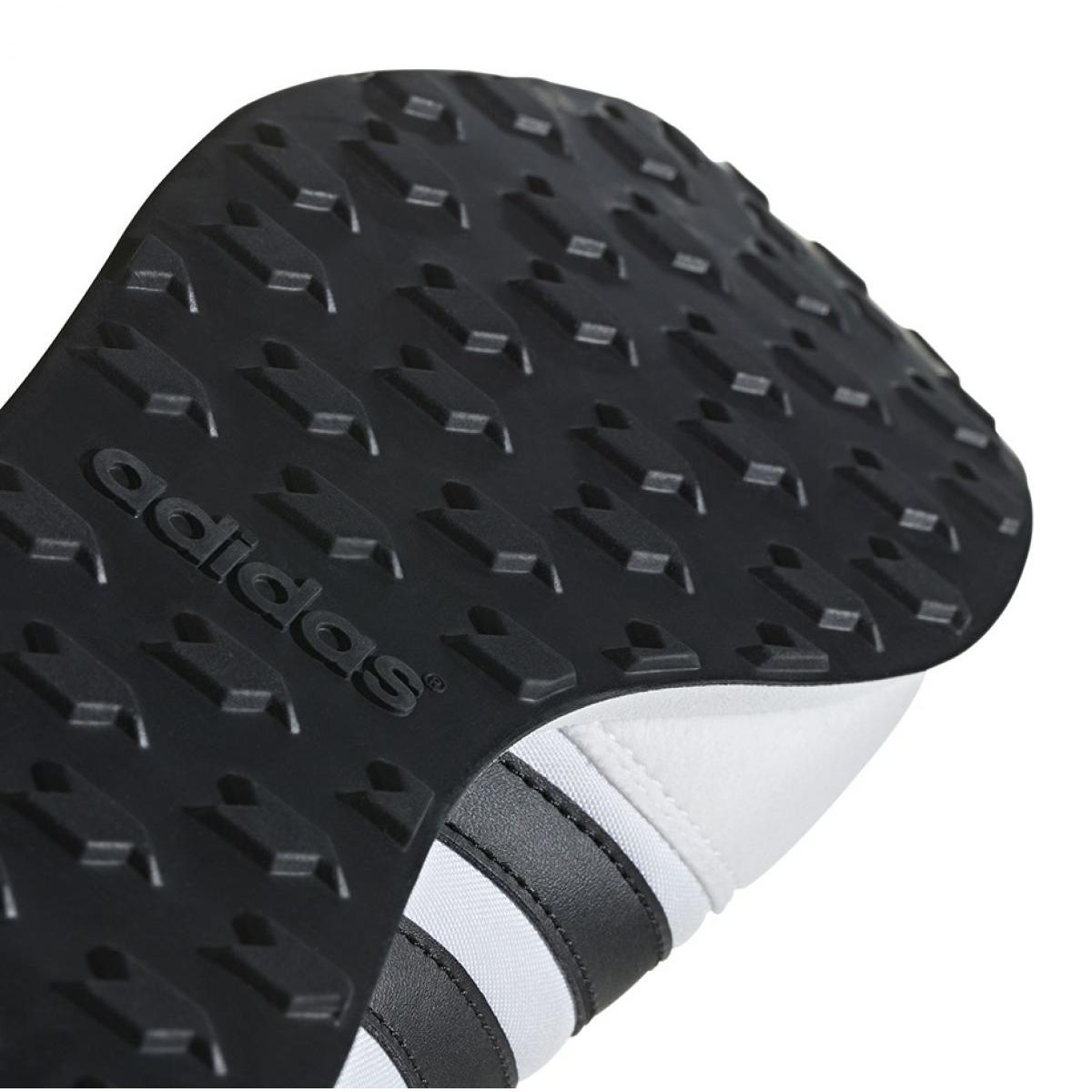 Adidas V Racer 2.0 M B75796 cipő fehér ButyModne.pl