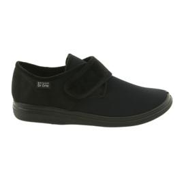 Befado férfi cipő pu 036M006 fekete 1