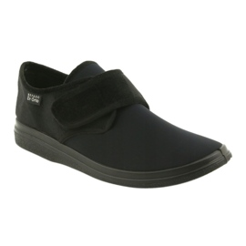 Befado férfi cipő pu 036M006 fekete 2
