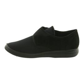 Befado férfi cipő pu 036M006 fekete 3