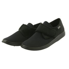 Befado férfi cipő pu 036M006 fekete 4