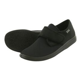 Befado férfi cipő pu 036M006 fekete 5