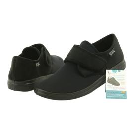 Befado férfi cipő pu 036M006 fekete 6