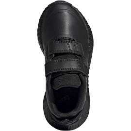 Adidas FortaGym Cf K Jr G27203 cipő fekete 1