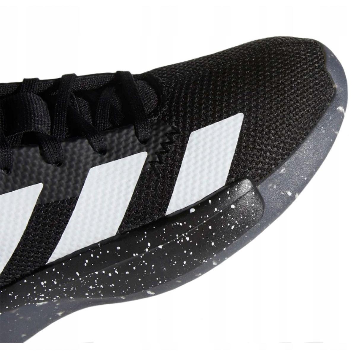 Adidas Pro Next 2019 M EF9845 cipő fekete fekete