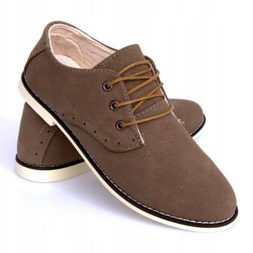 Városi alkalmi cipő RW516 fekete