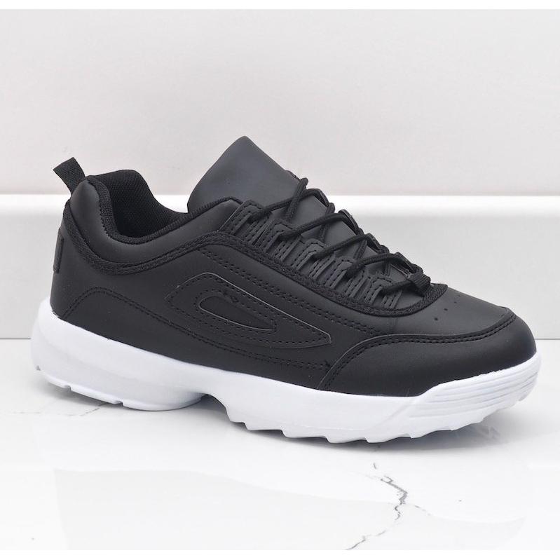 Fekete cipők ButyModne.pl