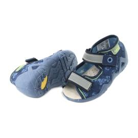 Befado sárga gyermekcipő 350P011 4