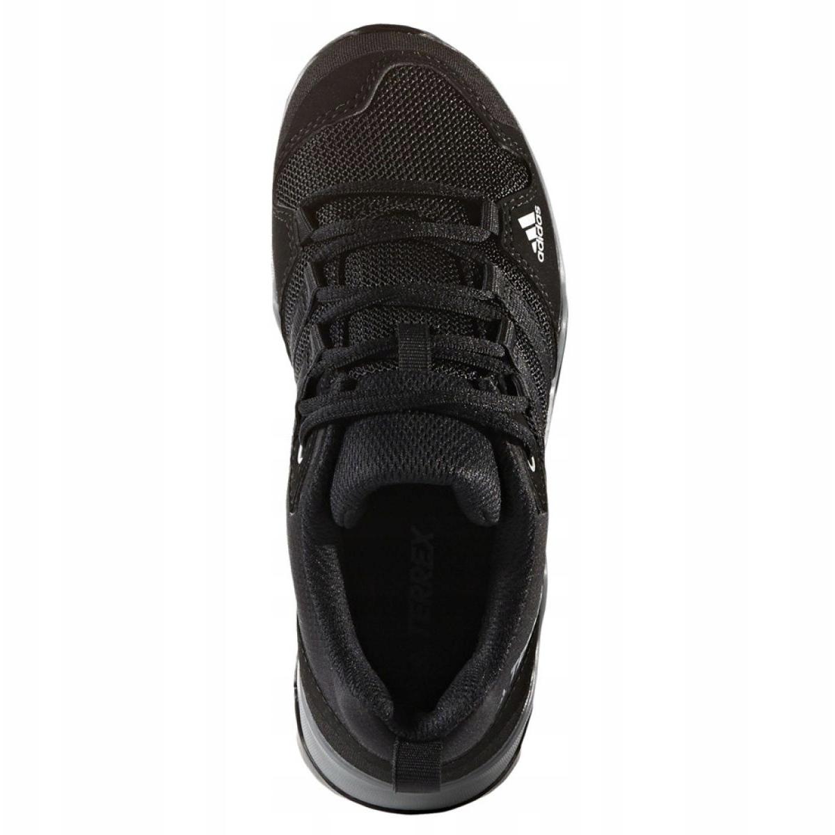 Adidas Terrex AX2R Jr BB1935 cipő fekete