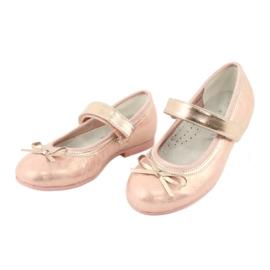 Aranyrózsa balerinák American Club íjjal, GC02 / 20 3