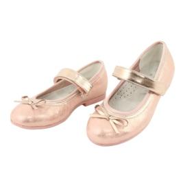 Aranyrózsa balerinák American Club íjjal GC03 / 20 3