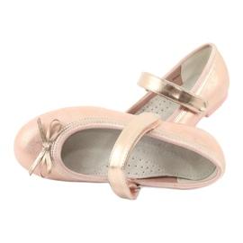 Aranyrózsa balerinák American Club íjjal GC03 / 20 5