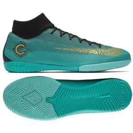 Nike Mercurial Superflyx 6 futballcipő zöld sokszínű 2