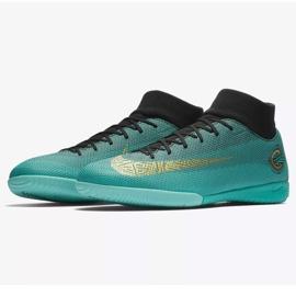 Nike Mercurial Superflyx 6 futballcipő zöld sokszínű 3