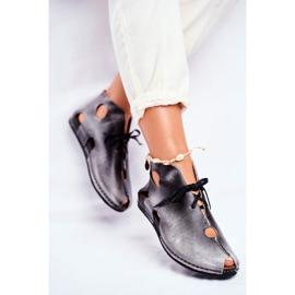 Női cipő Maciejka Popiel 03426-03 szürke 2