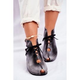 Női cipő Maciejka Popiel 03426-03 szürke 1