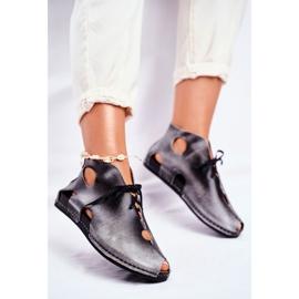 Női cipő Maciejka Popiel 03426-03 szürke 3