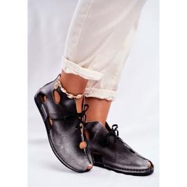 Női cipő Maciejka Popiel 03426-03 szürke 5