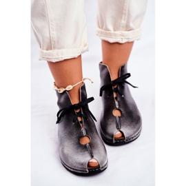 Női cipő Maciejka Popiel 03426-03 szürke 6