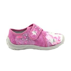 Befado gyermekcipő 560X118 rózsaszín 1