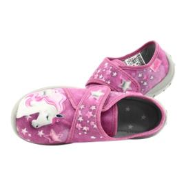 Befado gyermekcipő 560X118 rózsaszín 5