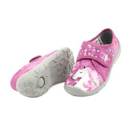 Befado gyermekcipő 560X118 rózsaszín 4