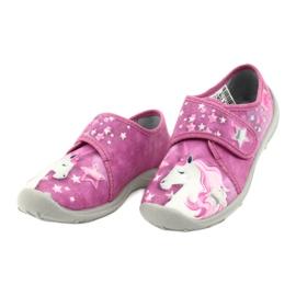 Befado gyermekcipő 560X118 rózsaszín 3