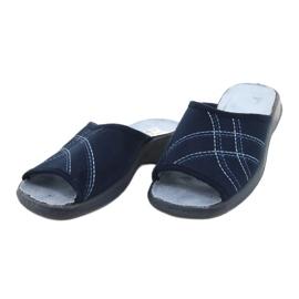 Befado női cipő pu 442D147 kék 3