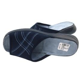 Befado női cipő pu 442D147 kék 5