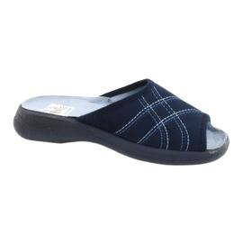 Befado női cipő pu 442D147 kék 1