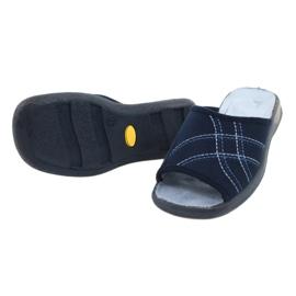 Befado női cipő pu 442D147 kék 4