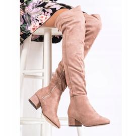 Fashion Por testőrök rózsaszín 2