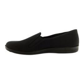 Fekete papucs Befado 001M060 2