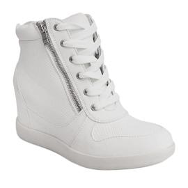Cipők 22753 Fehér 2