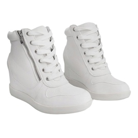 Cipők 22753 Fehér 3