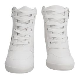 Cipők 22753 Fehér 4