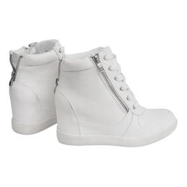 Cipők 22753 Fehér 5