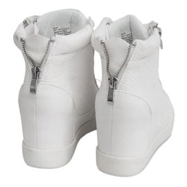 Cipők 22753 Fehér 1